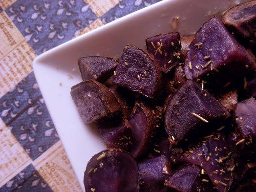 adirondack blue potato