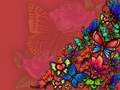 butterflies tattoo - butterflies wallpaper