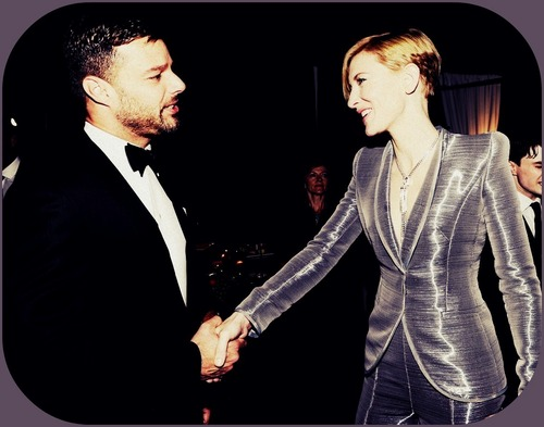 cate and ricky
