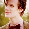 The Eleventh Doctor photo possibly containing a portrait titled eleven