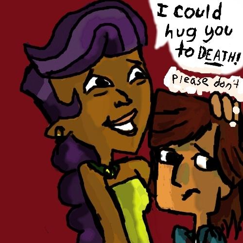 hug u to death