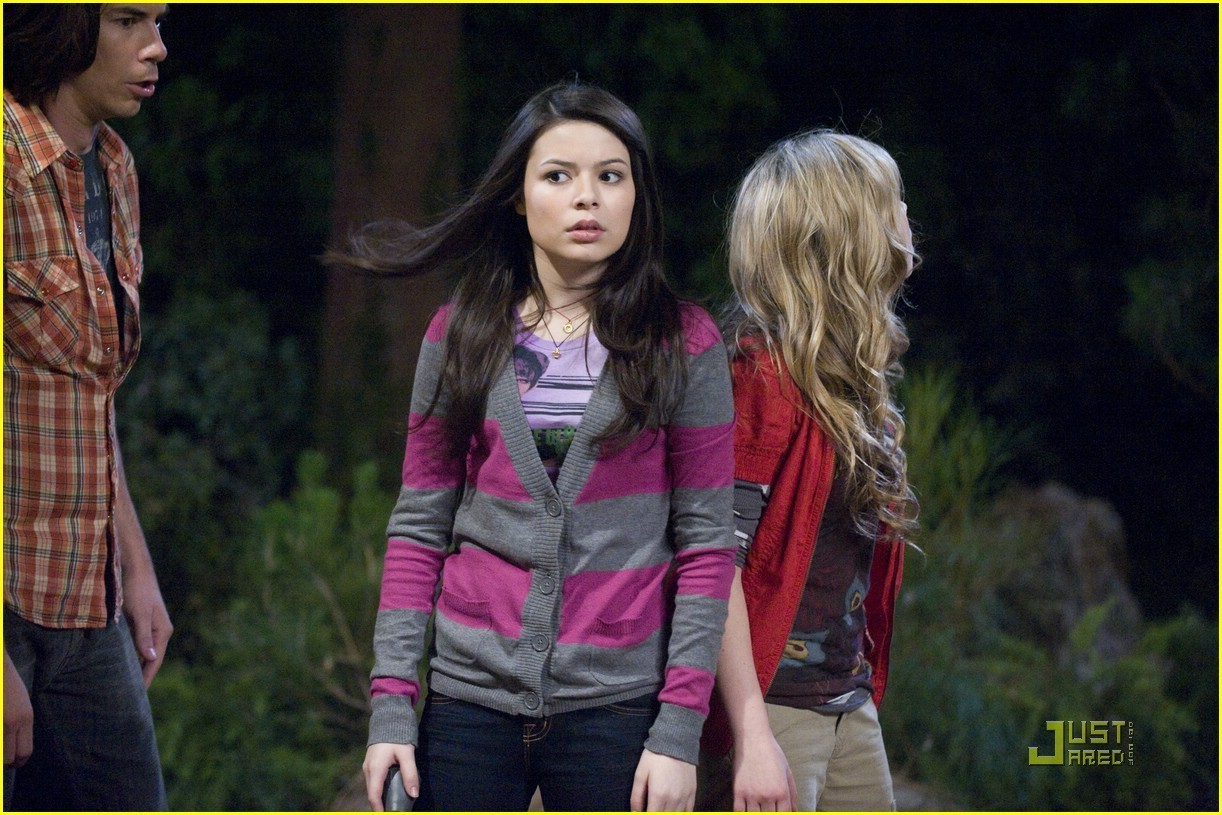 iBelieve in Bigfoot - icarly photo