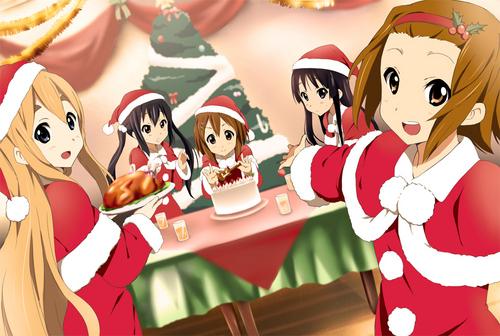 k-on!! Natale