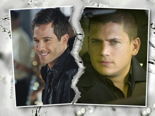 Luke Macfarlane Hintergrund entitled luke and went