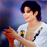 made by me. - michael-jackson icon