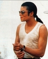 mike sexy - michael-jackson photo