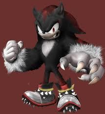 shadow the werehog