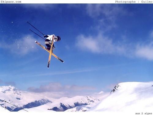 스키 타기, 스키