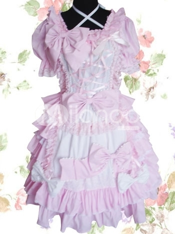 Where do I find sweet lolita clothes?