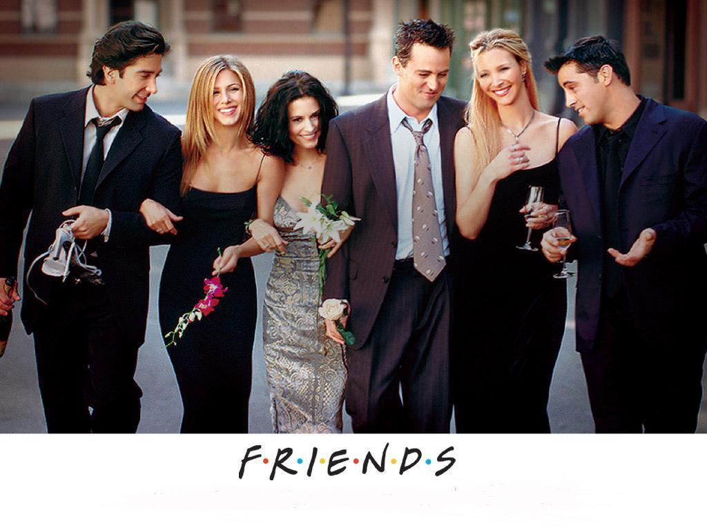 Funiest Lines Of FRIENDS Images The Cast HD Wallpaper And Background Photos