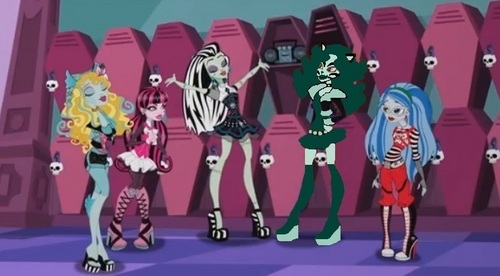 welcome to Monster High Tiger Girl