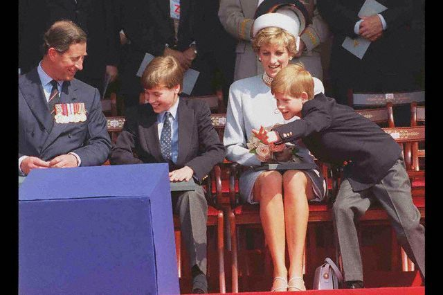 Prince+william+and+harry+diana