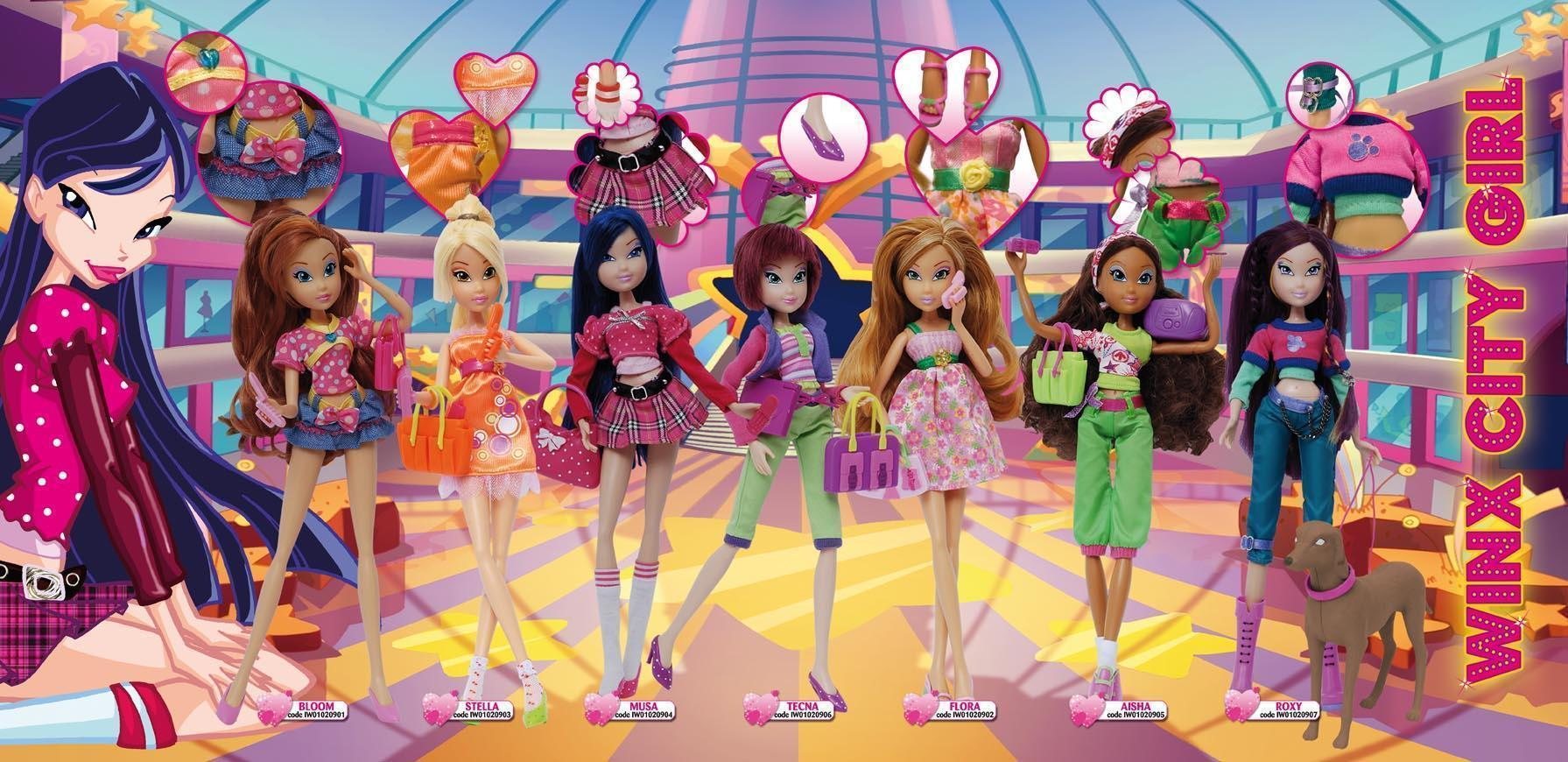 Uncategorized Winx Dolls winx dolls images hd wallpaper and background photos 18451246 photos
