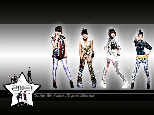 2NE1 Обои entitled ♥