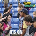 """Camp Rock 2: The Final Jam"" cast - It's On [My FanMade Single Cover] - anichu90 fan art"