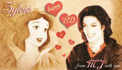 ❤ Happy Birth dia Sweet Sylvie ❤ From MJ with amor ❤❤