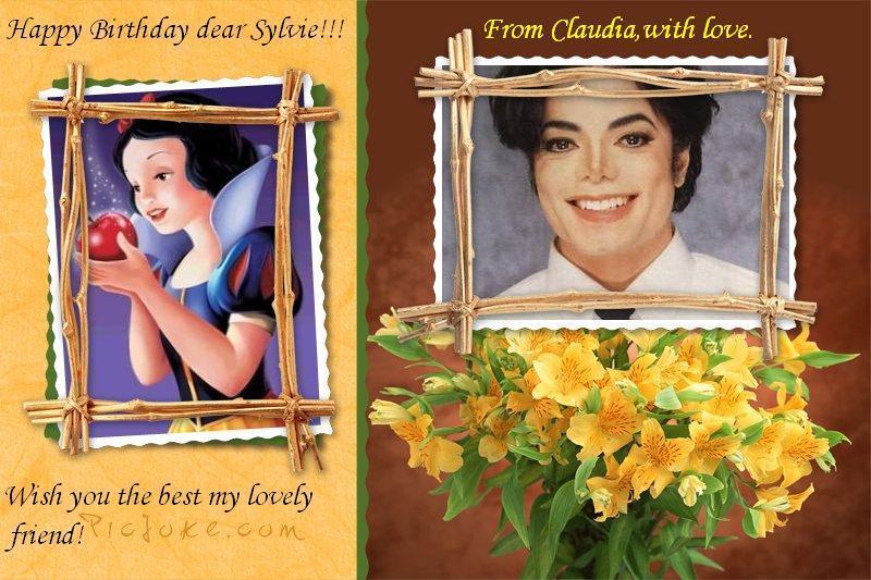 *~*Happy Birthday my dear friend!!!*~*