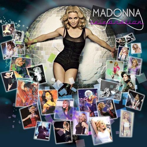 """-Madonna- """"Celebration"""" Cover Album Art"""