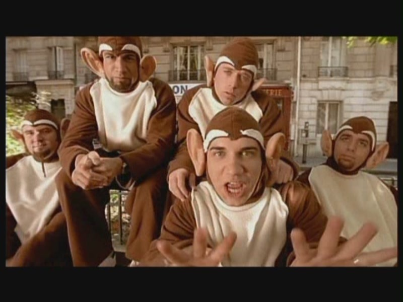 Bloodhound gang images 39 the bad touch 39 hd wallpaper and background photos 18580644 - Gang gang ...