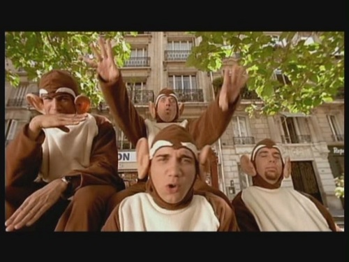 Bloodhound Gang Обои called 'The Bad Touch'