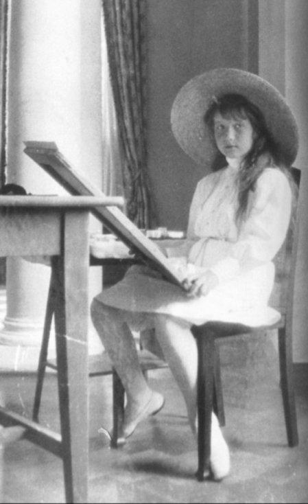 Grand Duchess Anastasia Romanov of Russia