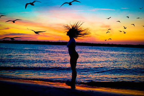 &#34;thrown to the birds&#34; ...so amazing! - photography Photo