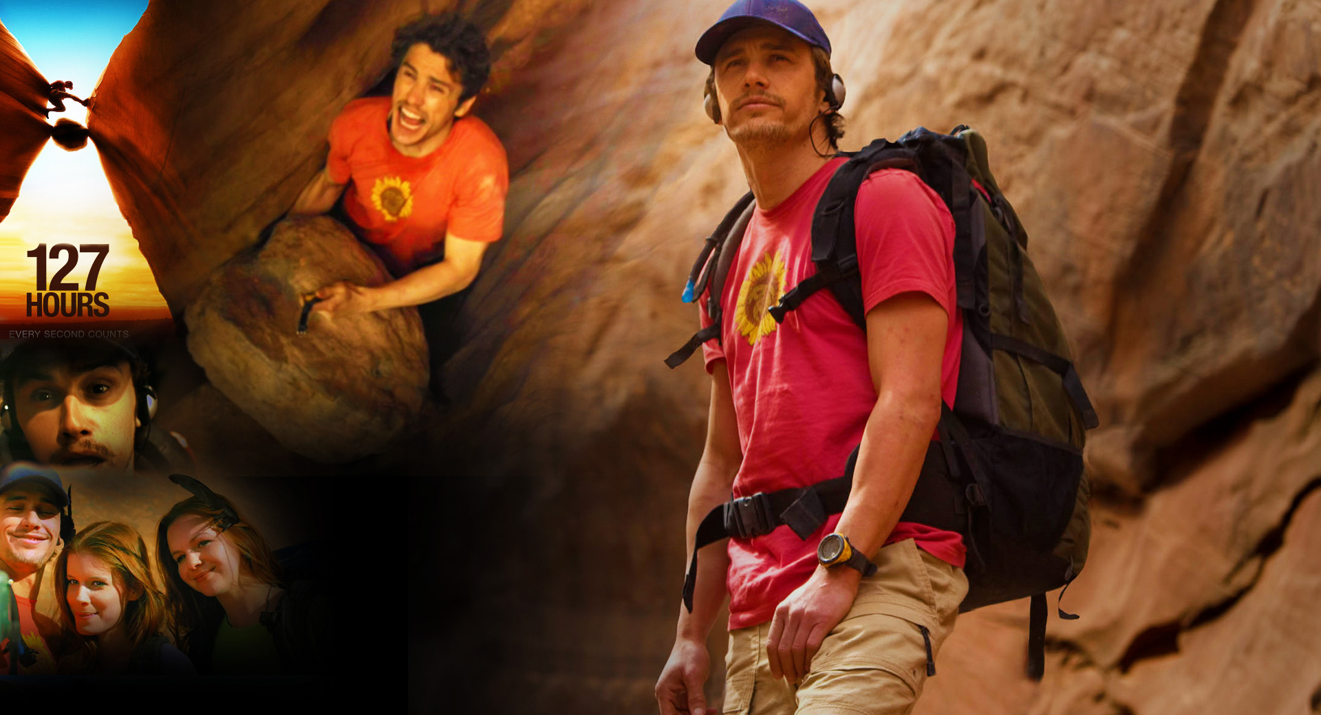 127 hours 127 hours is a 2010 american biographical drama movie directed by danny boyle it stars james franco as real-life canyoneer aron ralston,.