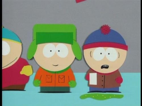 South park cartman gets an anal probe