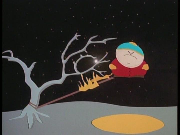 Cartman gets an anal probe full episode