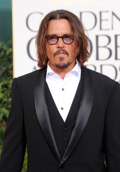 68th Annual Golden Globe Awards January 16, 2011 - Johnny Depp