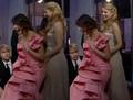 68th Annual Golden Globe Awards  - lea-michele-and-dianna-agron photo