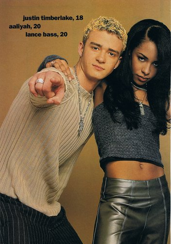 aaliyah in PEOPLE Magazine