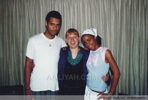 Aaliyah *random pics*