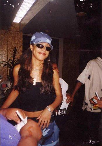 Aaliyah's personal afbeeldingen :)