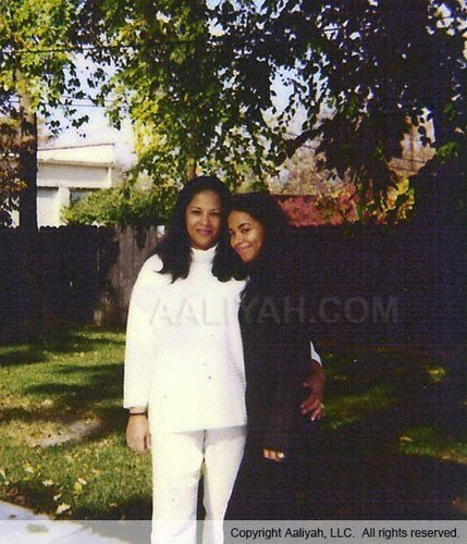 Aaliyah's personal 画像 :)