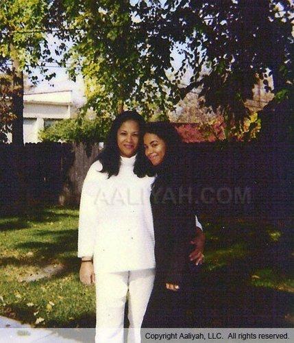 Aaliyah's personal larawan :)