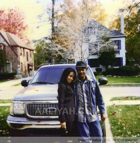 Aaliyah's personal 이미지 :)