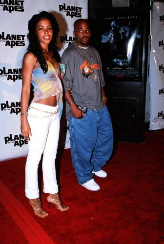 আলিয়া with boyfriend Damon Dash