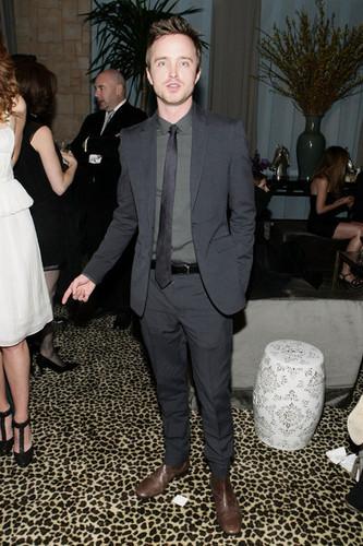 Aaron Paul - AMC's 2011 Golden Globe Awards Party