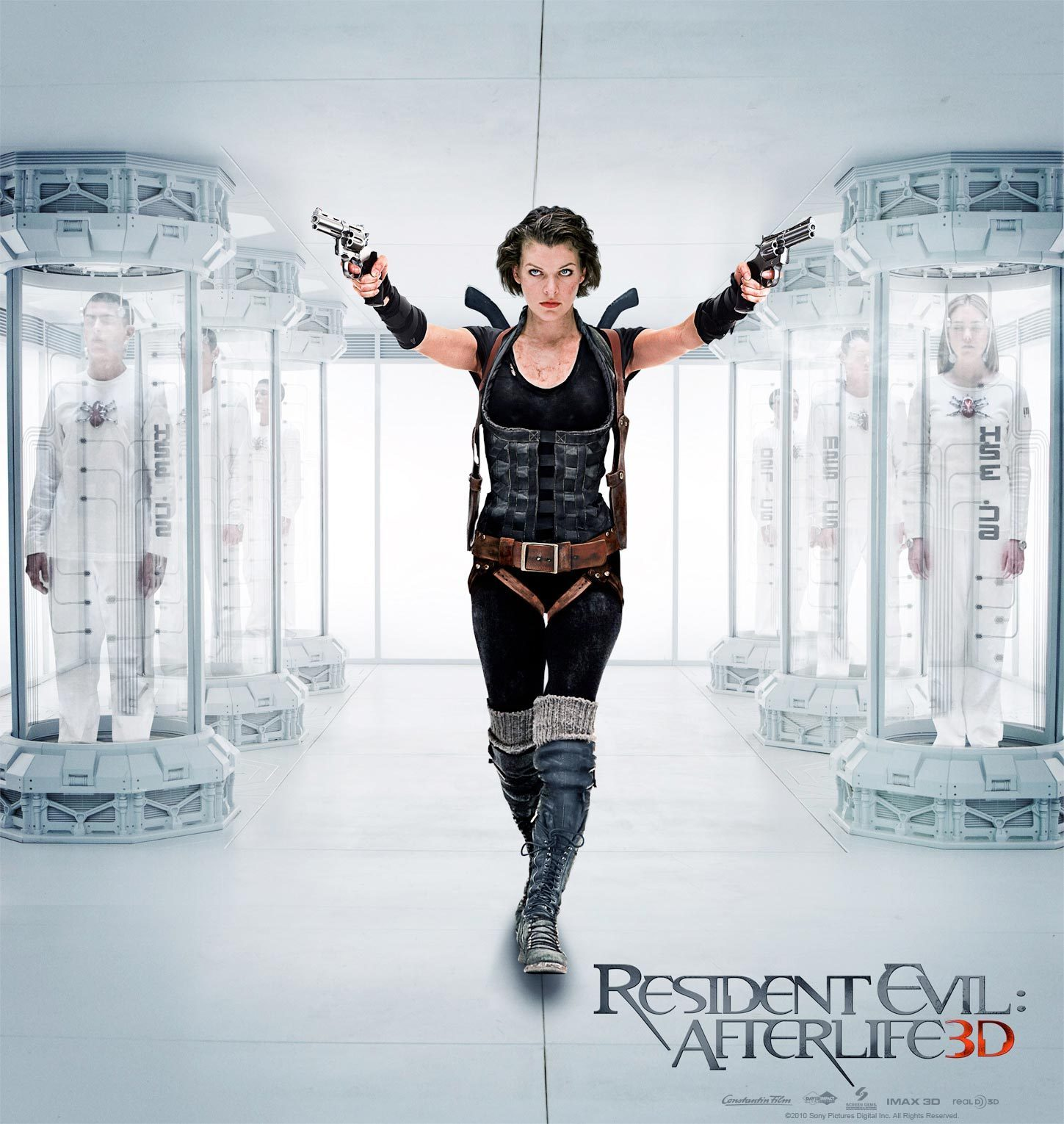 Resident evil movie alice finds arcadia