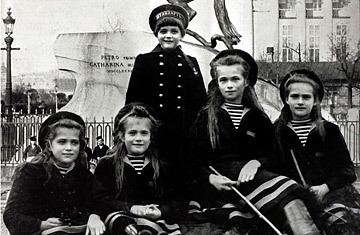 真假公主 Romanov _family