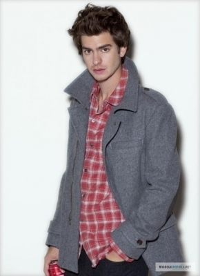 Andrew - Entertainment Magazine Photoshoot (2009)