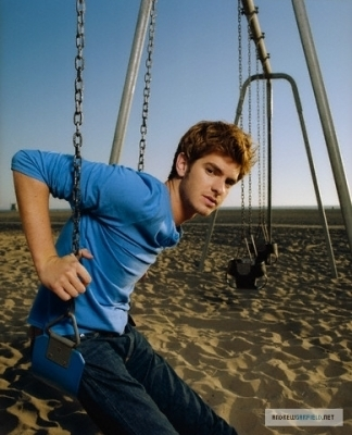 Andrew - Esquire UK Photoshoot (2007)