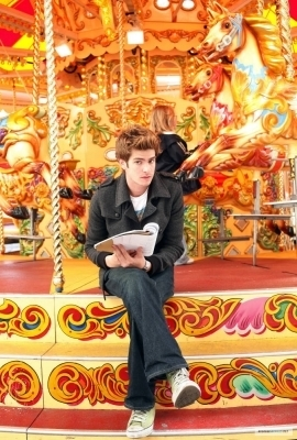 Andrew - Heat Magazine Photoshoot (2007)