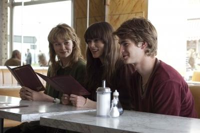 Andrew - 'Never Let Me Go' Stills