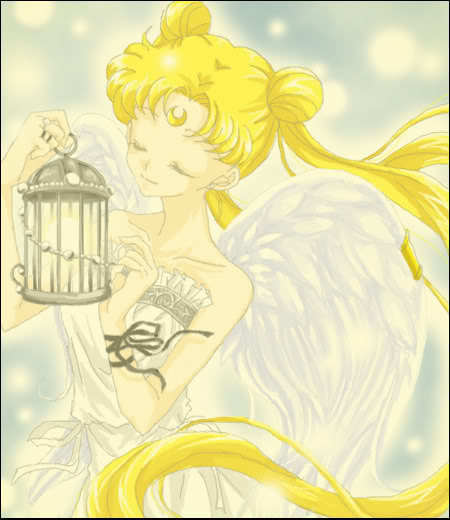 Angelic Usagi-hime