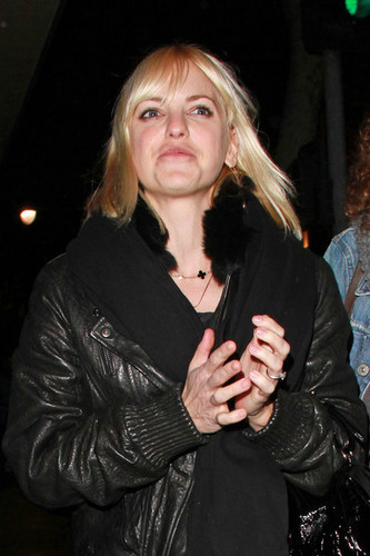 Anna Faris in Hollywood