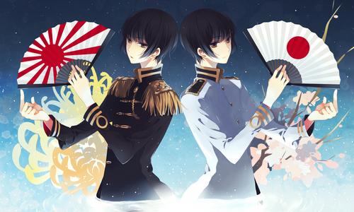 Another Selfcest~ (Dark!JapanxJapan)