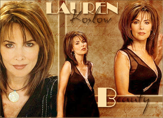 Lauren Koslow Kate Roberts Days Of Our Lives Fan Art 18572829 Fanpop We are celebrating rob's birthday with a very special guest, lauren koslow, who is best known for her role on daytime's, days of our lives, as kate dimera. fanpop
