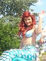 Ariel @ DisneyLand, Paris